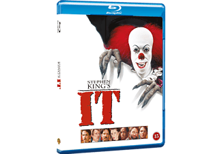 Stephen Kings IT Skräck Blu-ray