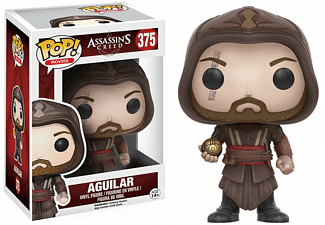 POP Movies: Assassin's Creed Aguilar