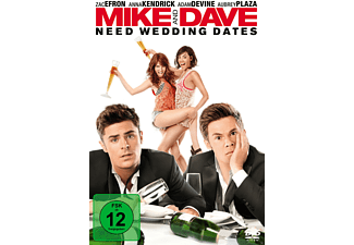 Mike and Dave Need Wedding Dates - (DVD)