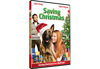 Saving Christmas Familj DVD
