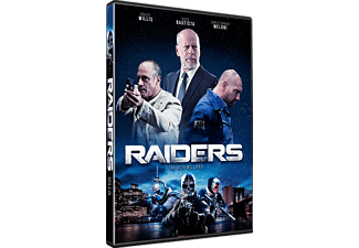 Raiders Action DVD