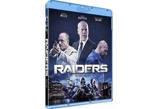Raiders Action Blu-ray