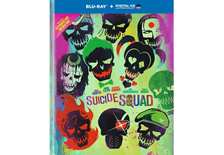 suicide squad extended cut digibook blu ray action aventure. Black Bedroom Furniture Sets. Home Design Ideas