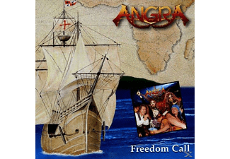 Angra - Freedom Call/Holy Live - (CD)