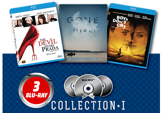 Gone Girl/ The Devil Wears Prada/ Boys Don't Cry Blu-ray