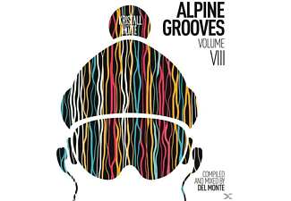VARIOUS - Alpine Grooves Vol.8 (Kristallhütte) - (CD)