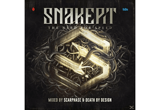 VARIOUS - Snakepit - The Need For Speed - (CD)