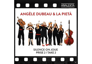 Angele & La Pieta Dubeau - Silence on Joue-Prise 2/Take 2 - (CD)