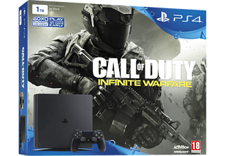 SONY PlayStation 4 1 TB Call of Duty: Infinite Warfare Bundel