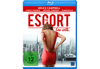 The Escort - Sex sells. - (Blu-ray)