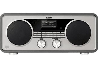 TECHNISAT 0000/4985, DAB+ Radio, Anthrazit
