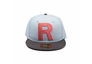 Pokémon Snapback Cap Team Rocket Big R