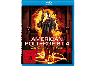 American Poltergeist 4-The Curse Of The Joker - (Blu-ray)
