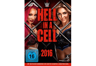 Hell In A Cell 2016 - (DVD)