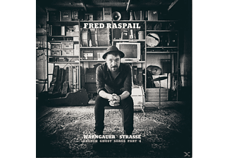 Fred Raspail - Warngauer Strasse [CD]
