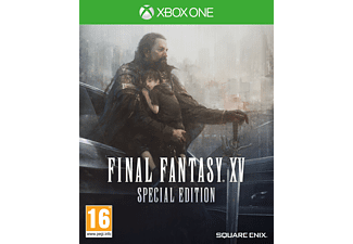Final Fantasy XV exklusive Day One Edition Steelbook Edition für Xbox One