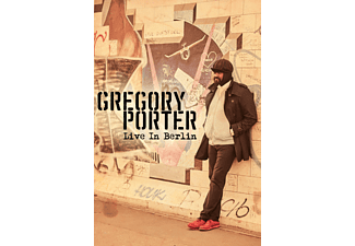 Gregory Porter - Live in Berlin (DVD)