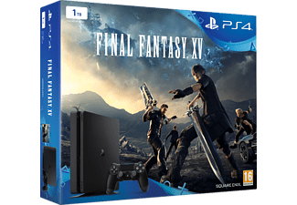 SONY Nya PlayStation 4 Slim (inkl Final Fantasy XV) - 1 TB