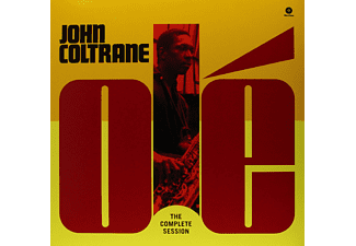 John Coltrane - Olé Coltrane - the Complete Session (Vinyl LP (nagylemez))