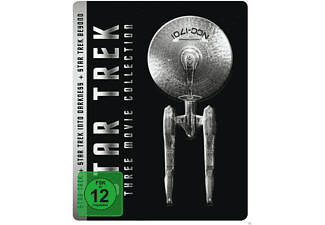 Star Trek Three Movie Collection - Steelbook [Blu-ray]