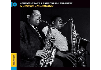 John Coltrane, Cannonball Adderley - Quintet in Chicago / Mating Call (CD)