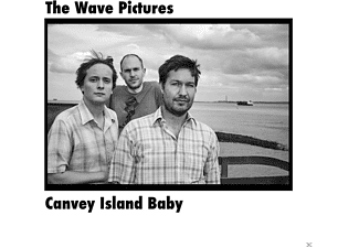"The Wave Pictures - Canvey Island Baby (10"") - (Vinyl)"
