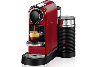 KRUPS Nespresso Citiz & Milk Red - (XN7605S)