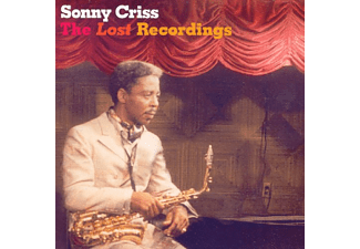 Sonny Criss - Lost Recordings (CD)