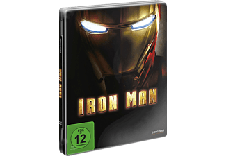 Iron Man (Exklusives FuturePak ® mit 3D-Prägung) - (Blu-ray)