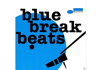 VARIOUS - Blue Break Beats Vol.1 - (Vinyl)