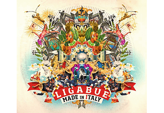 Ligabue - Made In Italy - (CD)