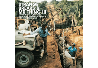 VARIOUS - Strange Breaks & Mr Thing 3 (2 - (Vinyl)