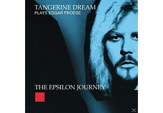 Tangerine Dream - The Epsilon Journey : Live In Eindhoven - (CD)