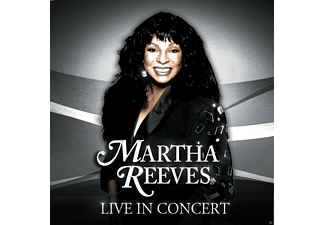 Martha Reeves - Live In Concert - (CD + DVD)