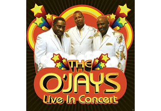 The O'Jays - Live In Concert - (CD + DVD)