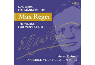 Tristan/ensemble Vocapella Limburg Meister - Das Werk für Männerchor Vol.1 - (CD)