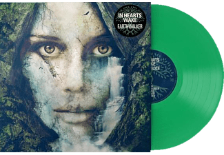 In Hearts Wake - Earthwalker (LTD Argyle Green Vinyl - (Vinyl)