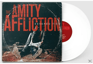 The Amity Affliction - Severed Ties (LTD White Vinyl) - (Vinyl)