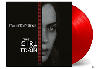 OST/VARIOUS - Girl On The Train  (LTD Red Vinyl) - (Vinyl)