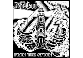 Lion's Law - From The Storm - (CD)