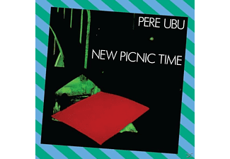 Pere Ubu - New Picnic Time - (LP + Download)