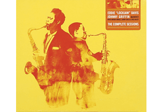 "Eddie ""Lockjaw"" Davis, Johnny Griffin - The Complete Sessions (CD)"