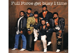 Full Force - Get Busy 1 Time - Expanded - (CD)