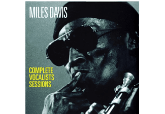 Miles Davis - Complete Vocalists Sessions (CD)