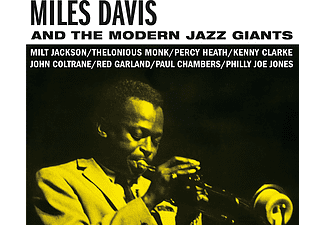 Miles Davis - And the Modern Jazz Giants (CD)