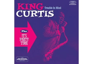 King Curtis - Trouble In Mind/It's Party Time (CD)