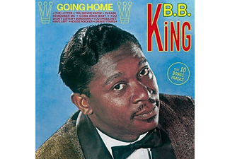 B.B. King - Going Home (Remastered) (CD)