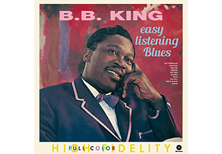 B.B. King - Easy Listening Blues (HQ) (Vinyl LP (nagylemez))