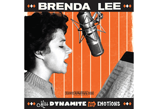 Brenda Lee - Miss Dynamite/Emotions (CD)
