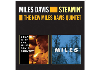 Miles Davis - Steamin' & the New Miles Davis Quintet (CD)